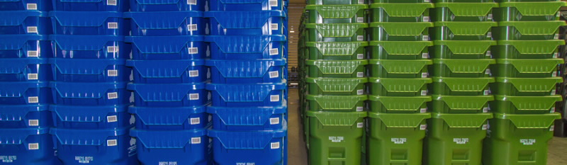 Recycle Bins Image