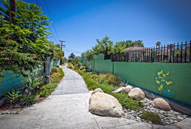 Elmer Ave Greenway 2