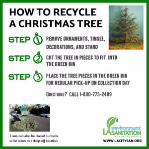 Christmas Tree Recycle 1