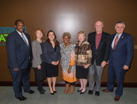 LA SANITATION HOLDS APPRECIATION EVENT AND RECOGNIZES FORMER DIRECTORS