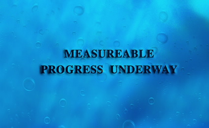 one water LA measurable progress