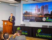 LA Sanitation and Environment Hosts Los Angeles Recycling Markets Symposium