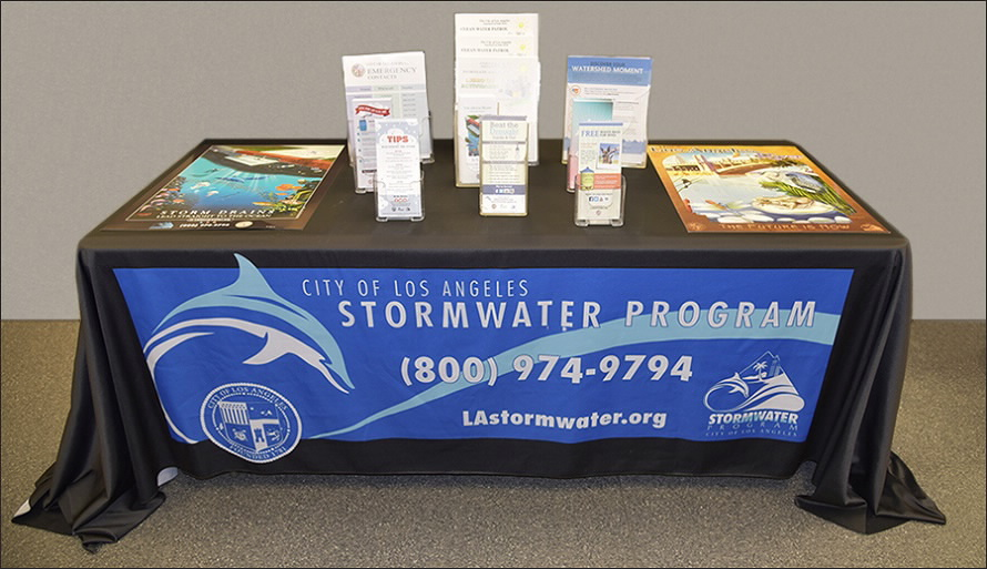 Booth Stormwater Program